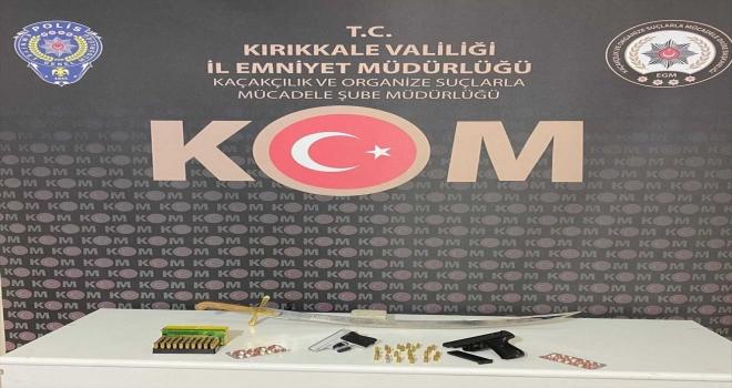 Kırıkkale'de kaçakçılıkla mücadele