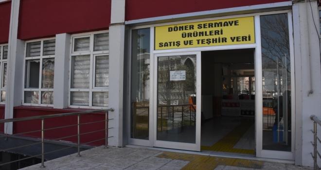 Kırşehir Mesleki ve Teknik Anadolu Lisesinde satış ofisi açıldı