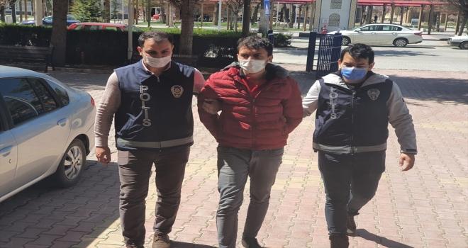 Konya'da dedesini boğarak öldürdüğünü itiraf eden zanlı tutuklandı