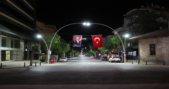 Konya, Karaman, Aksaray ve Afyonkarahisar'da