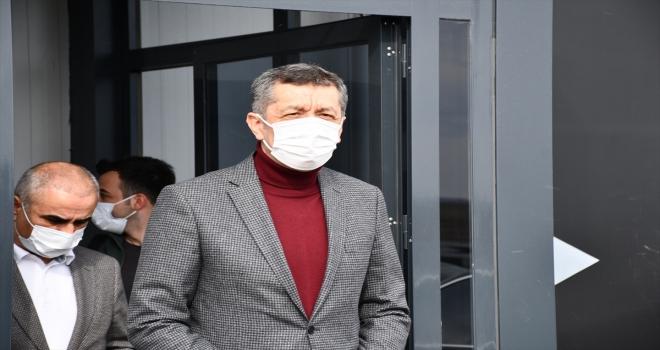 Milli Eğitim Bakanı Ziya Selçuk, Sivas'ta İl Milli Eğitim Müdürleri ile bir araya geldi: