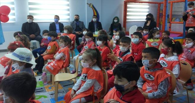 Remzi Demirci Anaokulu, Bozkır'da ilk