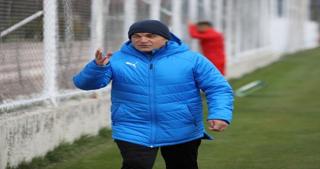 Sivasspor, Denizlispor maçının hazırlıklarını sürdürdü