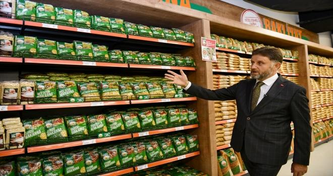 Tarım Kredi ramazan ayı için erzak paketleri ve alışveriş kartları hazırladı