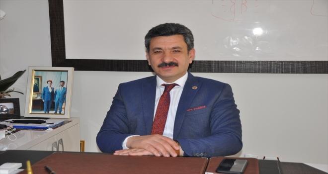 Yerköy Belediye Başkanı Ferhat Yılmaz'dan 1 Mayıs mesajı