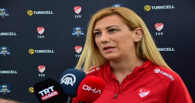A Milli Kadın Futbol Takımı Teknik Direktörü Kıragası'ndan dünya kupası elemeleri değerlendirmesi: