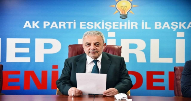 AK Parti Eskişehir İnsan Hakları Başkanı Şahin'den 27 Mayıs darbesine ilişkin açıklama