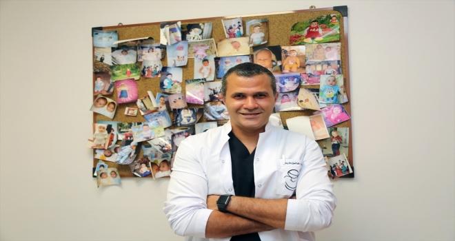 Akdeniz Üniversitesi Tüp Bebek Merkezi ailelerin yüzünü güldürüyor