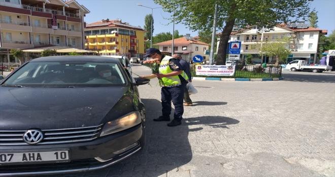 Antalya'da Karayolu Trafik Haftası dolayısıyla etkinlikler düzenlendi