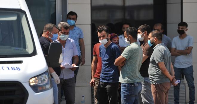 Antalya'da su kovasına düşen 2 yaşındaki çocuk boğuldu