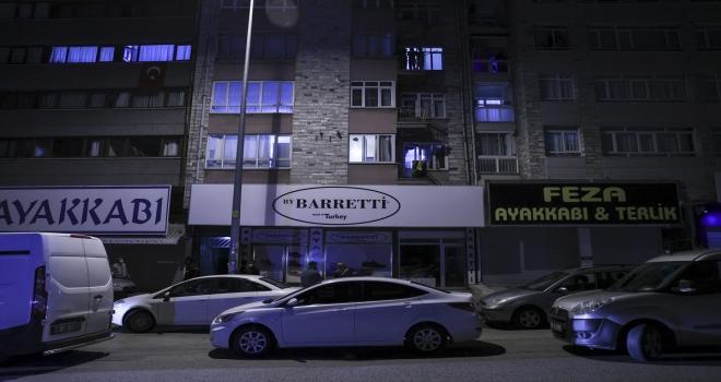 Başkentte bir kadın evinde ölü bulundu