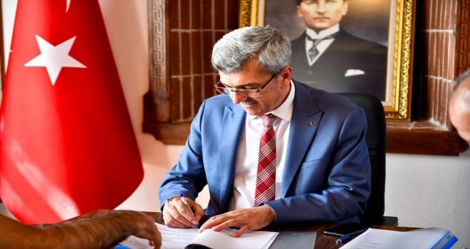 Beypazarı Belediyesinde TİS imzalandı
