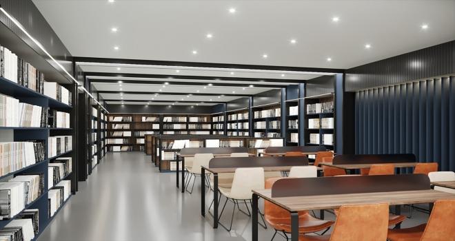 Beypazarı Belediyesinin yeni hizmet binası inşaatında sona gelindi