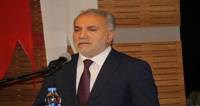 Bozok Üniversitesi Rektörü Karadağ, görevdeki 2 yılını değerlendirdi