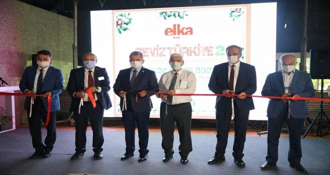 Ceviz Yetiştiriciliği, Teknolojileri ve Pazarlama Fuarı Antalya'da açıldı