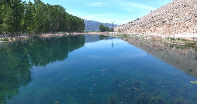 DSİ'nin Antalya'da hayata geçirdiği projeyle 25 bin 100 dekar tarım arazisinin sulanması sağlanacak