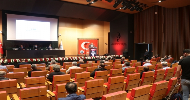Kayseri Ticaret Odası mayıs ayı meclis toplantısı yapıldı