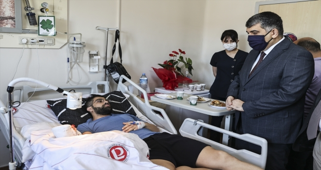 Keçiören Eğitim ve Araştırma Hastanesi personeline saldırı davası ertelendi