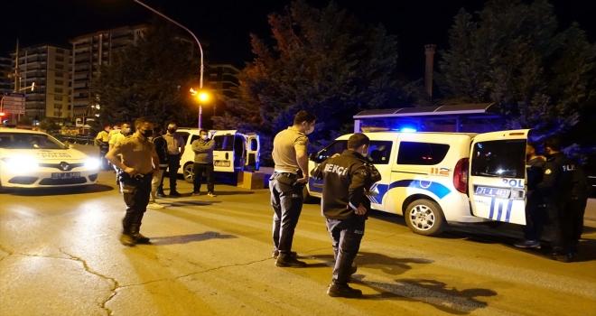 Kırıkkale'de tabanca ile ayağından vurulan kişi yaralandı