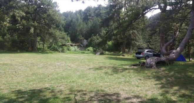 Nallıhan'daki piknik alanlarında çevre temizliği yapıldı