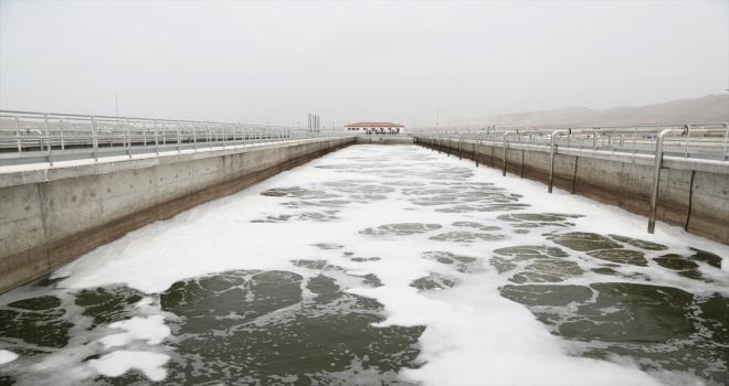 Niğde'de ileri biyolojik arıtma su tesisinde sona gelindi
