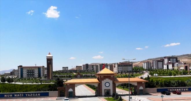 Nuh Naci Yazgan Üniversitesine Hukuk Fakültesi kuruldu