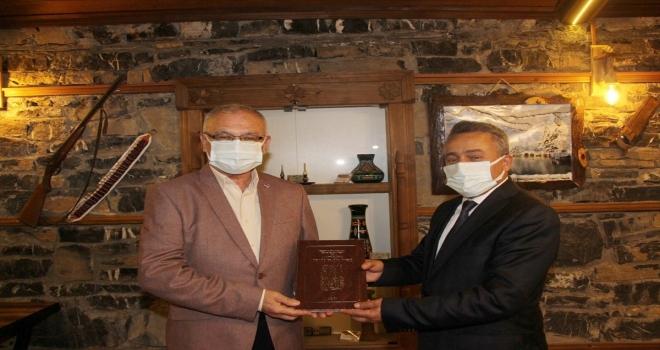 Seydişehir Belediyesi Seyyid Harun Veli'yi kaynak eserlerle anıyor