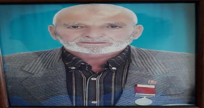Sivas'ta 90 yaşında vefat eden Kore gazisi Ata Akyüz, toprağa verildi
