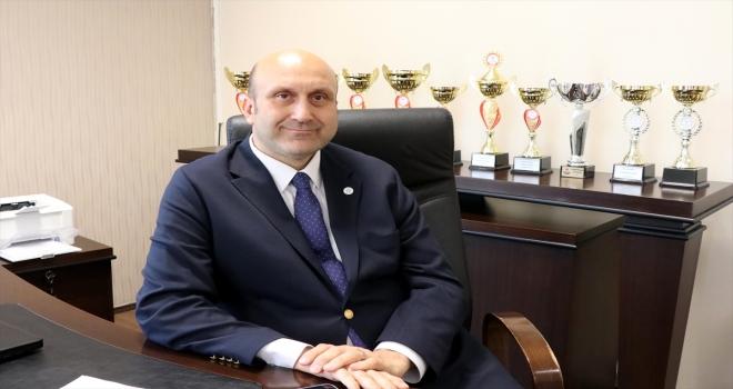 SODİMER Başkanı Prof. Dr. Eraslan'dan