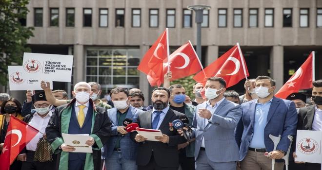Türkiye Gaziler ve Şehit Aileleri Vakfı, organize suç örgütü elebaşı Sedat Peker hakkında suç duyurusunda bulundu
