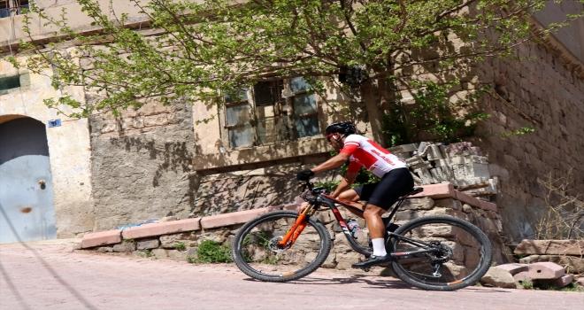 Uluslararası Erciyes 2021 Dağ Bisikleti Yarışları'nda MTB Cup XCO C1 etabı koşuldu