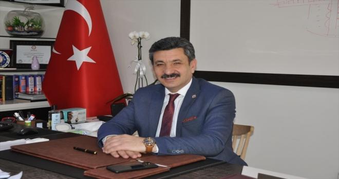 Yerköy Belediye Başkanı Yılmaz'dan