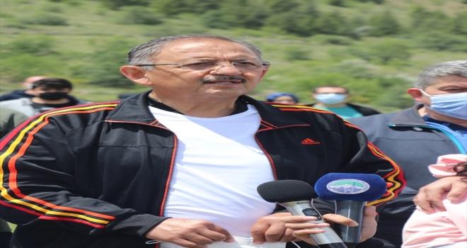 AK Parti Genel Başkan Yardımcısı Mehmet Özhaseki'den çevre uyarısı:
