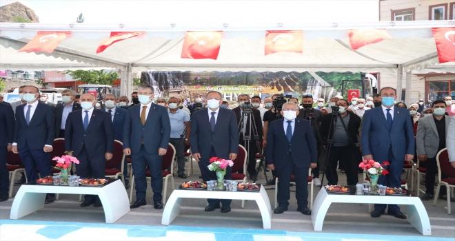 AK Parti Genel Başkan Yardımcısı Mehmet Özhaseki, Kayseri'de konuştu:
