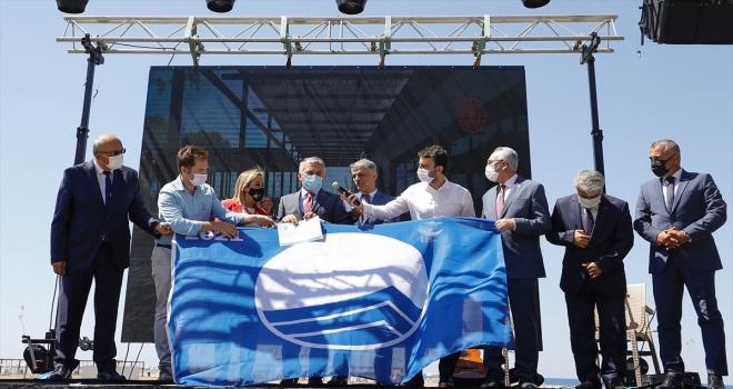 Antalya'da Manavgat Halk Plajı ve Mesire Alanı hizmete açıldı