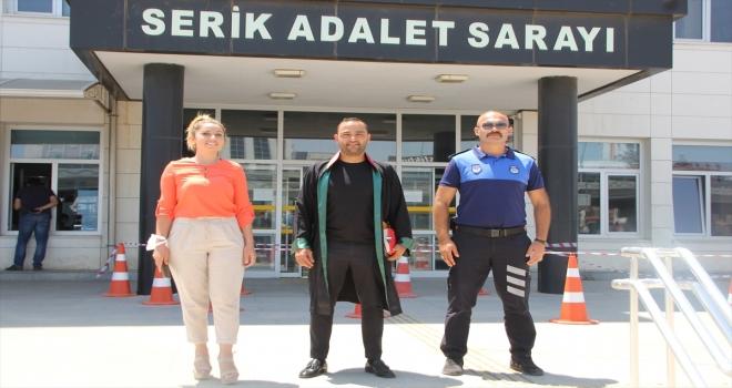 Antalya'da otizmli çocuğu darbettiği öne sürülen sanığa para cezası