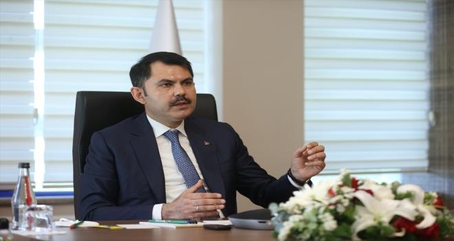 Çevre ve Şehircilik Bakanı Murat Kurum, Konya'da gazetecilerin sorularını yanıtladı: (2)