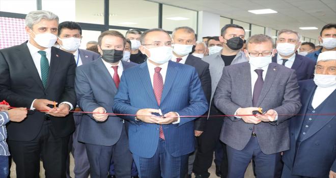 Ensar Vakfı Yozgat Şubesi'nin yeni hizmet binasının açılışı yapıldı