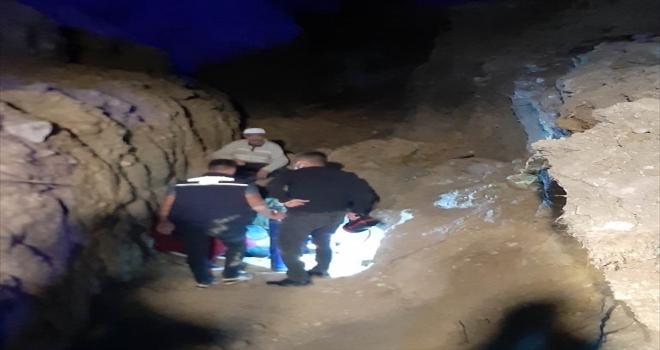 Eskişehir'de toprak altında kalan 1 kişi öldü, 1 kişi yaralandı