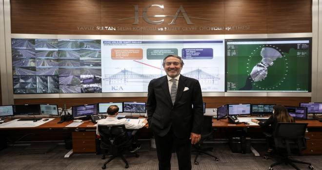 ICA, İstanbul Boğazı'nı gemi kaynaklı kirlilikten koruyacak projesini tanıttı