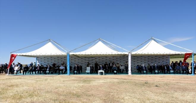 Kırıkkale İl Özel İdaresi 2021 Yılı Yatırımları Açılış Töreni