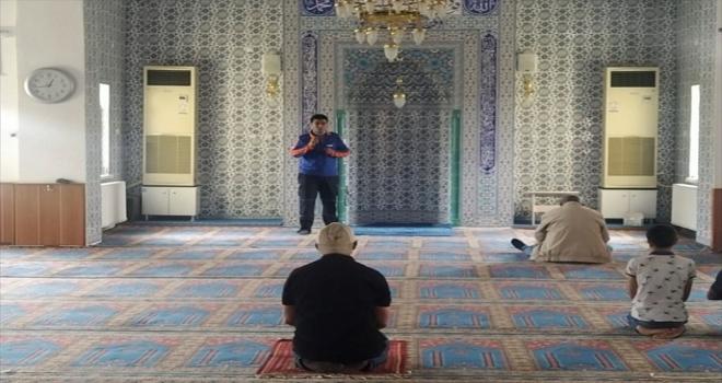 Kırşehir'de camilerde afet farkındalık eğitimi verildi
