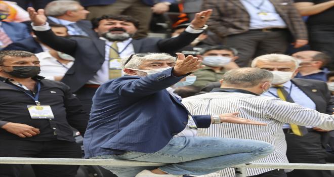 MKE Ankaragücü Kulübünün yeni başkanı Faruk Koca oldu