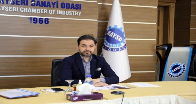 Moldova Cumhuriyeti'nin Ankara Büyükelçisi, Kayserili iş insanlarını ülkesine yatırıma davet etti