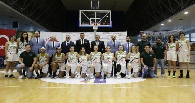 Nesibe Aydın Kadın Basketbol Takımı, 4 oyuncuyla anlaştı