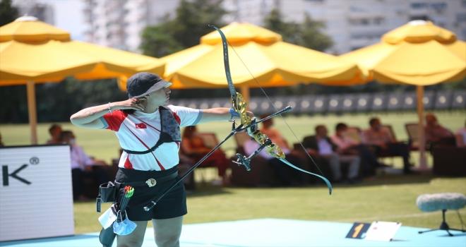 Okçuluk Milli Takımı, kadınlarda bireysel olimpiyat kotası elde etti