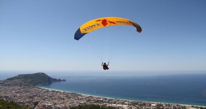 PGAEC Yamaç Paraşütü Hedef Avrupa Kupası yarışları tamamlandı