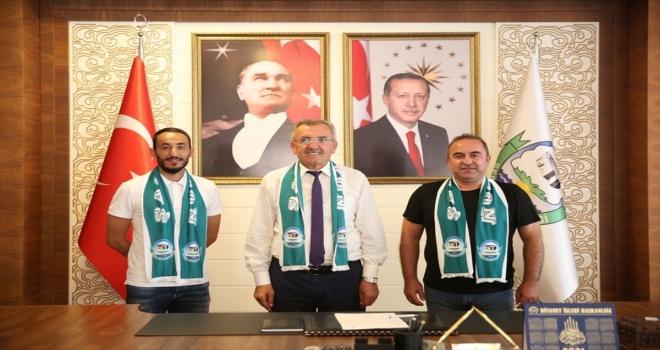 Serik Belediyespor, Sinan Kalaycı'nın sözleşmesini uzattı