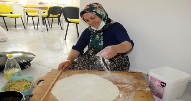 Sivas'ta kadın girişimciler hem üretiyor hem kazanıyor