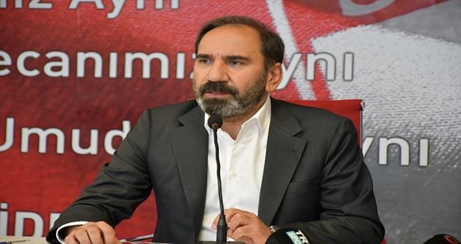 Sivasspor Kulübü Başkanı Otyakmaz,
